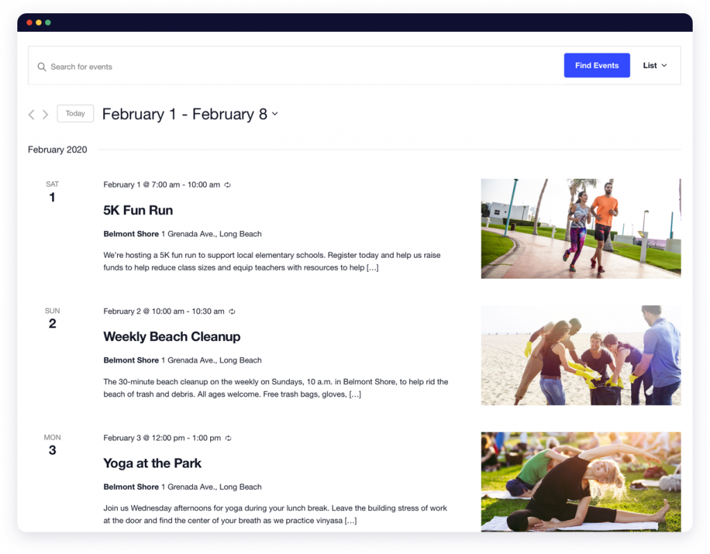 best wordpress plugins for calendar