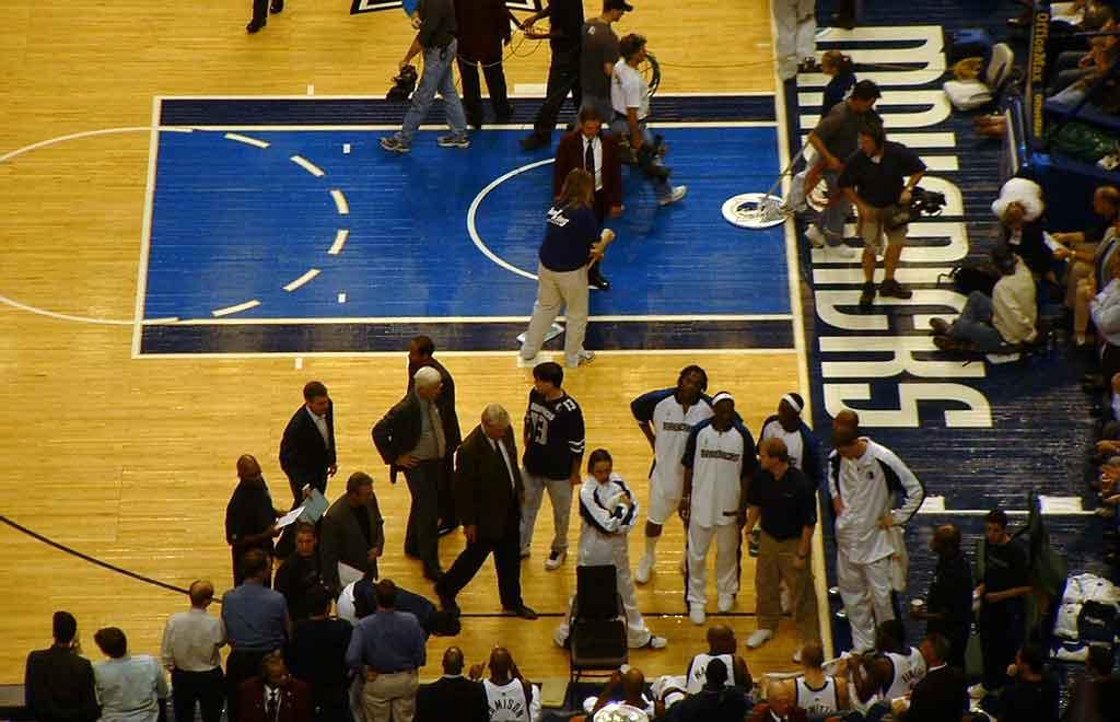 mark cuban dallas NBA
