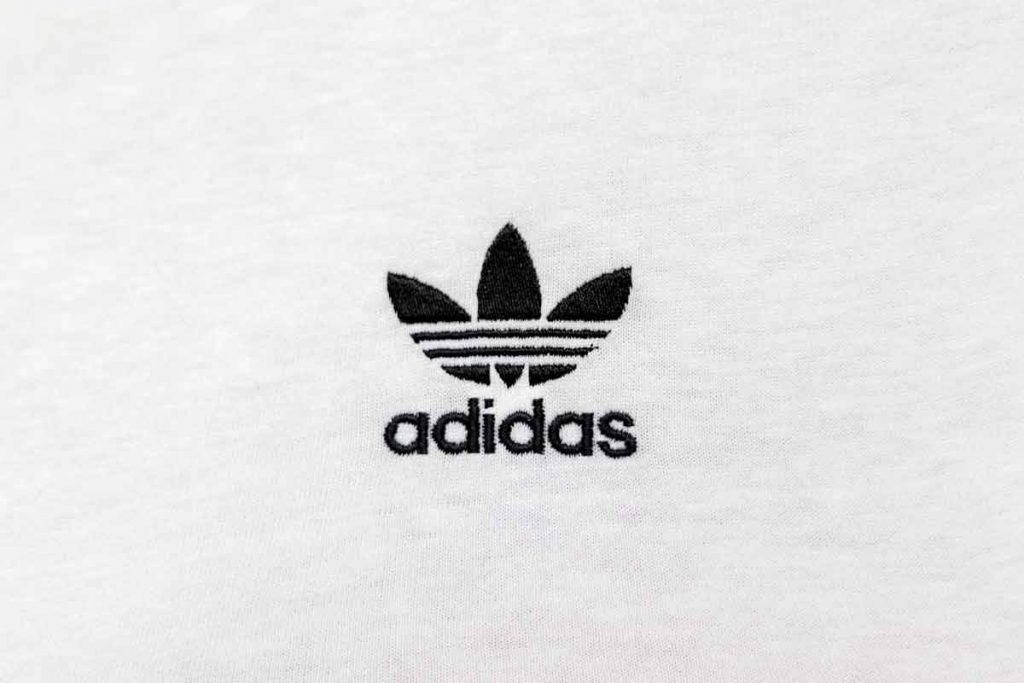 Net Worth of Adidas logo