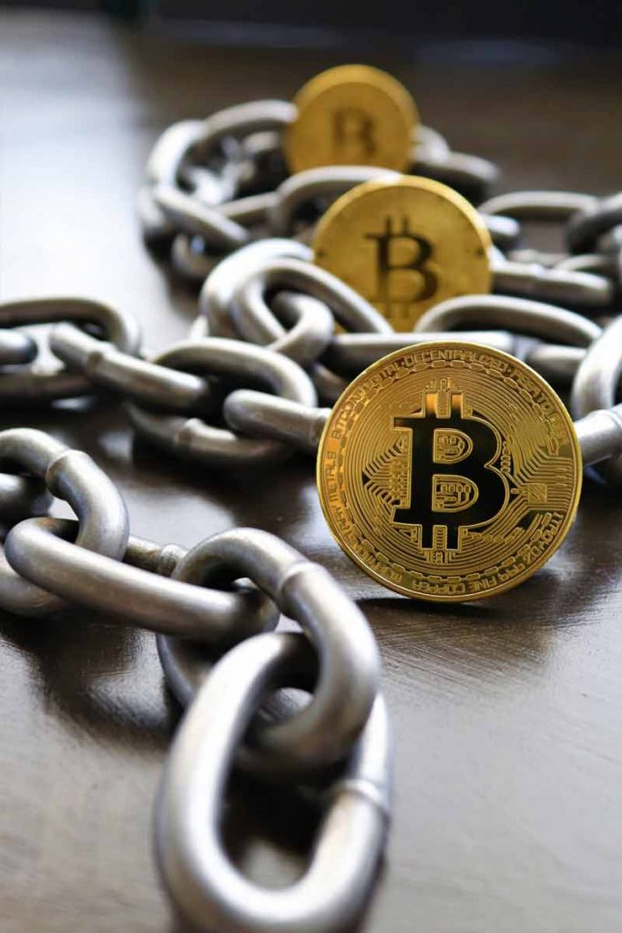 what is a bitcoin block chain