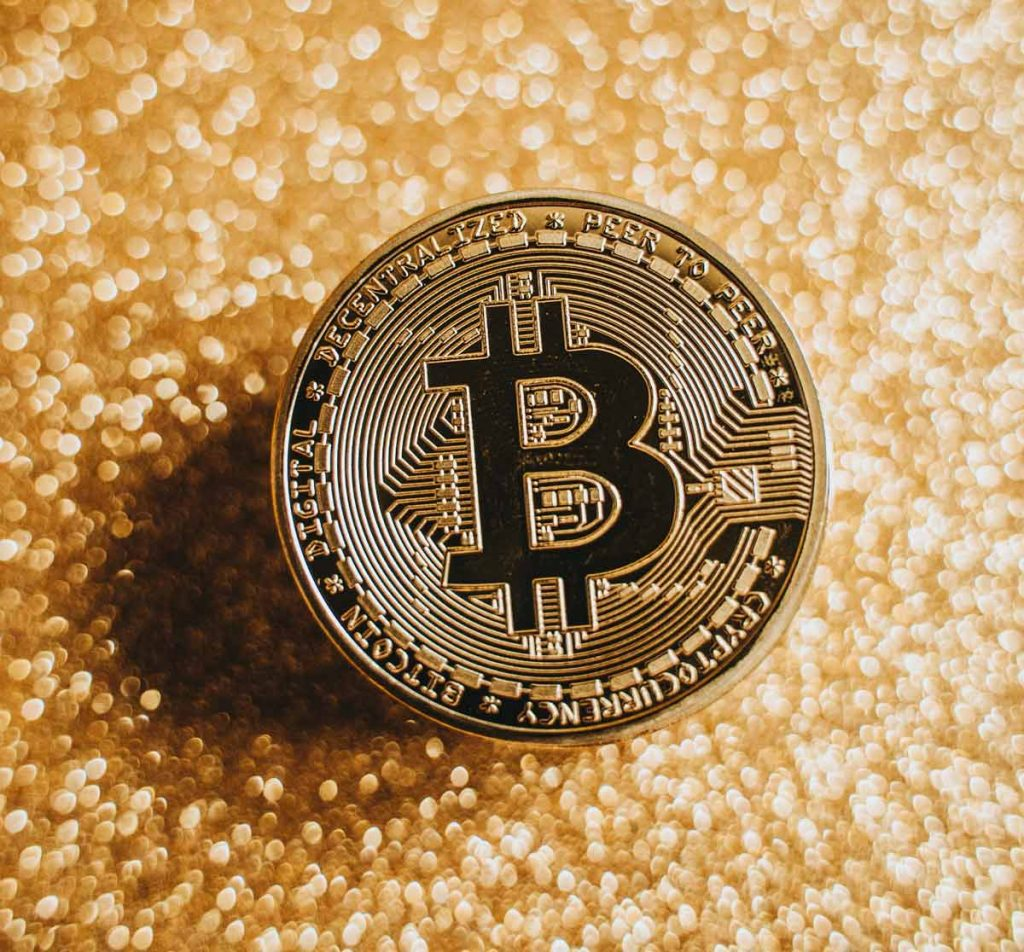 what is bitcoin gold rich row