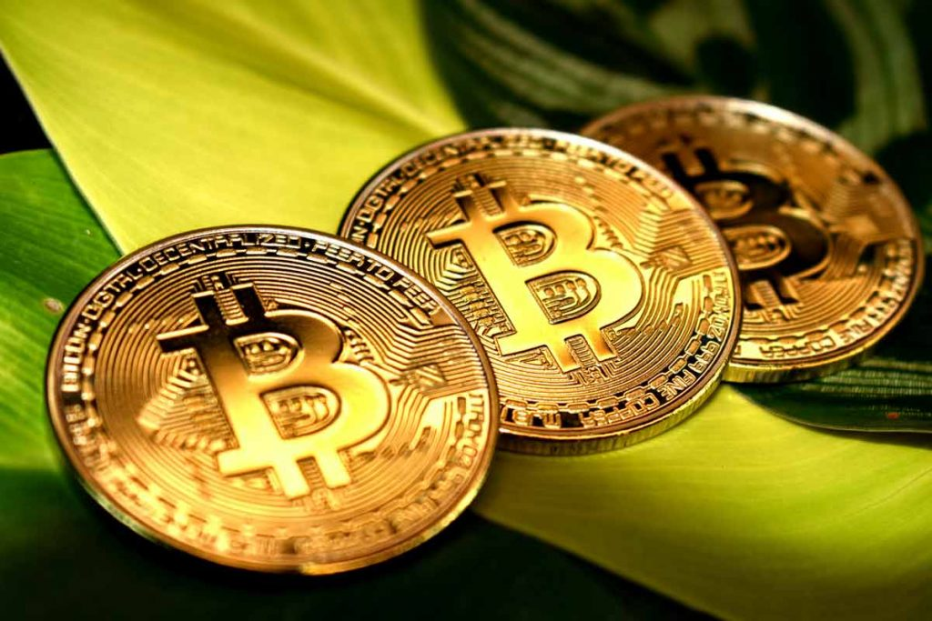 what is bitcoin gold richrow