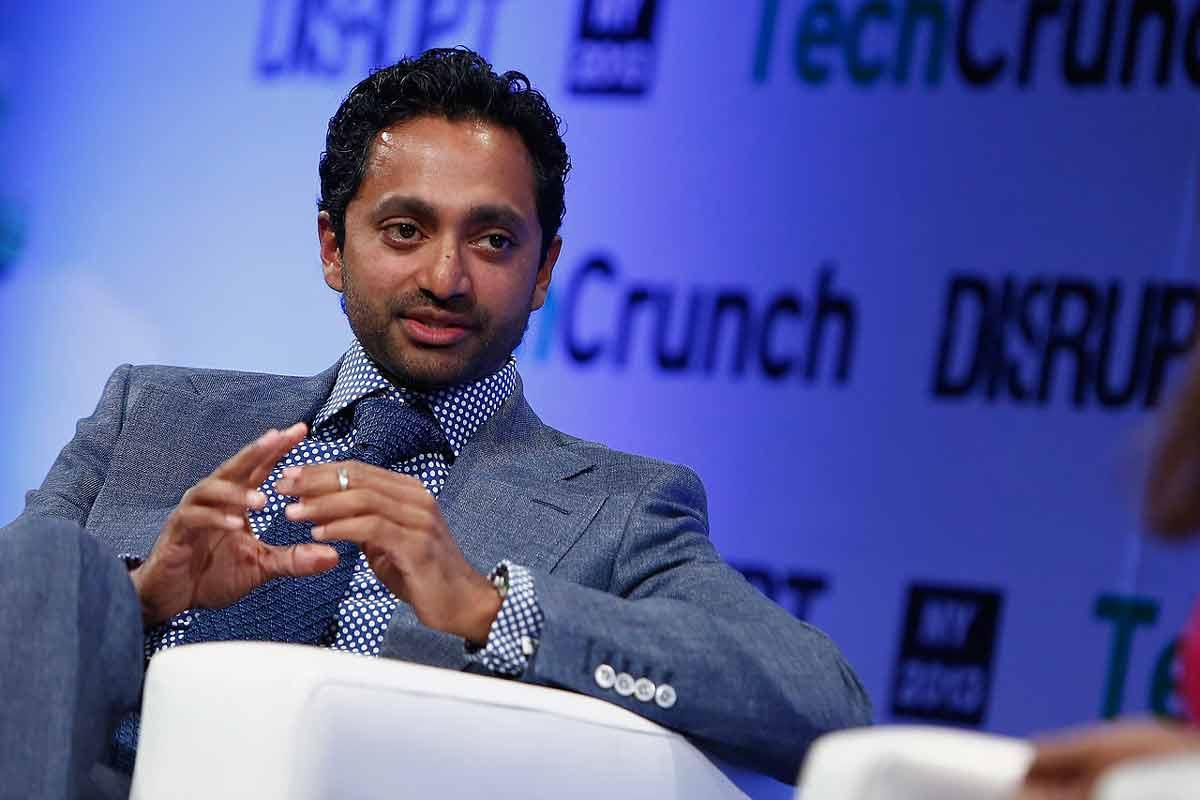 Chamath Palihapitiya Net Worth- a $1.2 B Powerful VC and Tech Guy